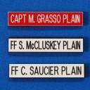 Pass Name Strips